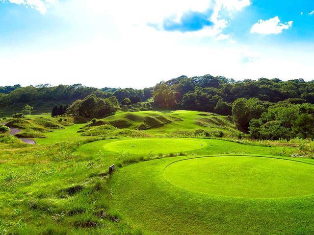 画像: 北海道ゴルフ倶楽部ライオンコース(16番・229Y・P3)リンクススタイルの真骨頂、難度の高いパー3