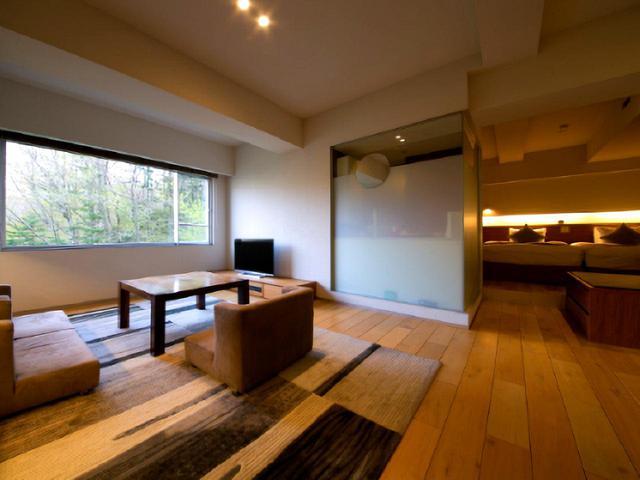画像: 客室ジュニアスイート(50m²)