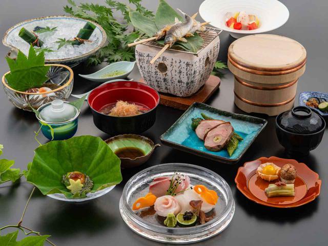 画像2: 地産地消にこだわった和食、お酒