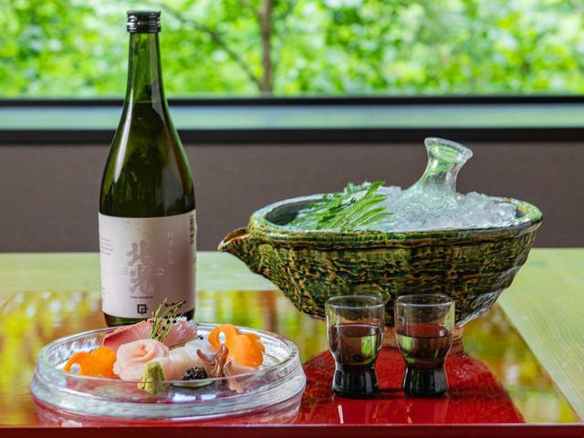 画像1: 地産地消にこだわった和食、お酒