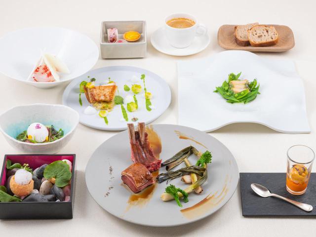 画像1: 五感を刺激する楽しい料理