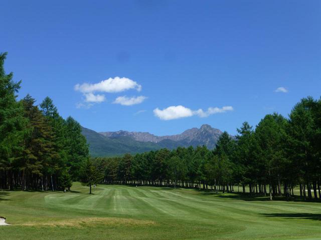 画像2: 三井の森蓼科ゴルフ俱楽部