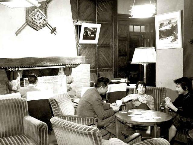 画像: 開場時の赤倉観光ホテル