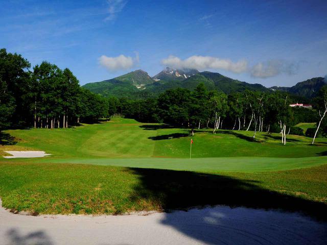 画像: 赤倉ゴルフコース
