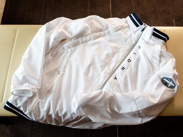 画像: 2WAYウインドジャケット(フィドラ)