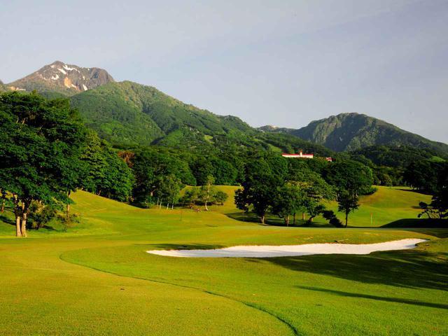 画像1: 赤倉観光ホテル 赤倉ゴルフコース 井上誠一設計