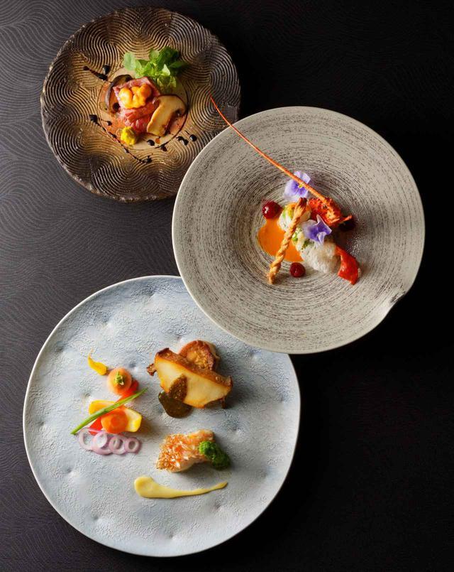 画像: 和食レストラン「里海」。伊勢志摩の最高食材を心ゆくまで