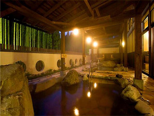画像: 阿蘇リゾートグランヴィリオホテル こもれびの湯