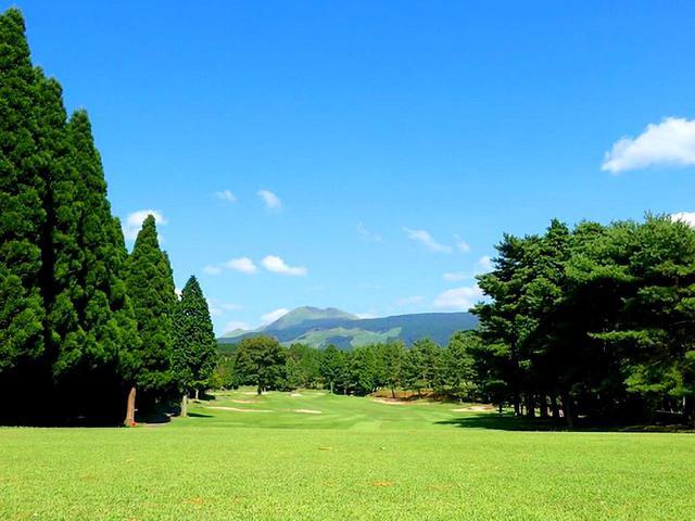 画像: 阿蘇東急ゴルフクラブ (18H・6737Y・P72)