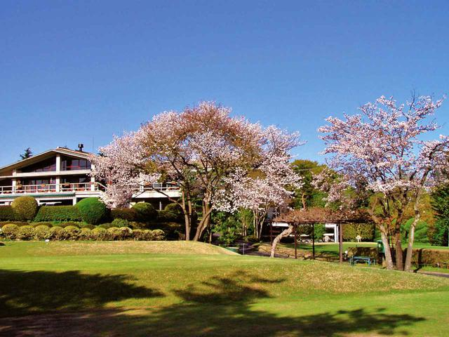 画像: 四季を彩る多くの花木や野鳥たちがゴルファーを楽しませてくれる