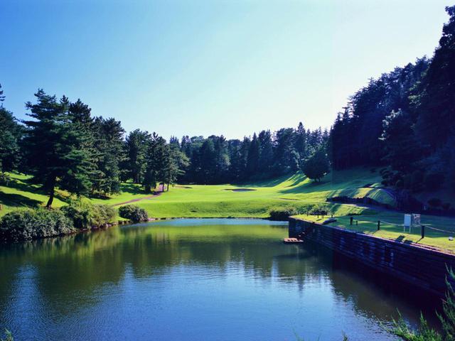 画像: 武蔵野ゴルフクラブ(18H・6580Y・P72)
