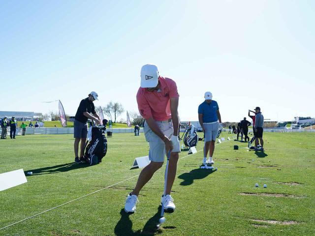 画像3: 【スウィングづくり】PGAツアーの選手はとにかくウェッジで練習!! 短い番手を極めるとぶ厚いインパクトが手に入る!