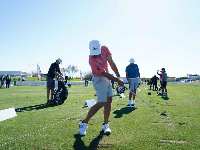 画像4: 【スウィングづくり】PGAツアーの選手はとにかくウェッジで練習!! 短い番手を極めるとぶ厚いインパクトが手に入る!