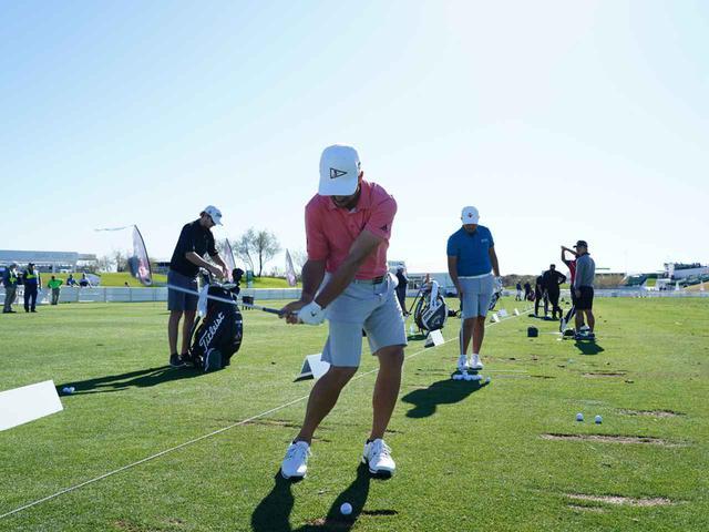 画像2: 【スウィングづくり】PGAツアーの選手はとにかくウェッジで練習!! 短い番手を極めるとぶ厚いインパクトが手に入る!