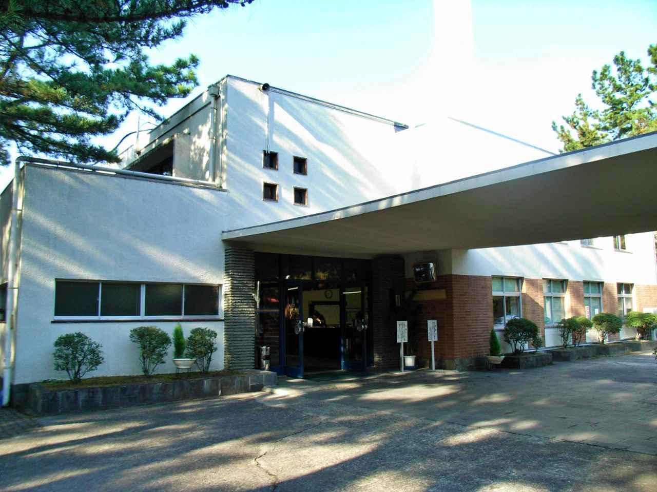 画像: 旧クラブハウス