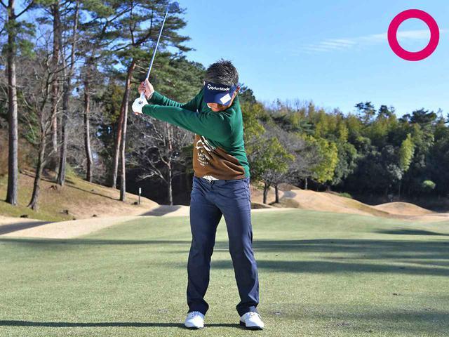 画像3: 【春ゴルフ③】風にも負けず、ライにも負けず。池村寛世プロに聞く、風の下を通す超低空ドライバー&アイアンショット