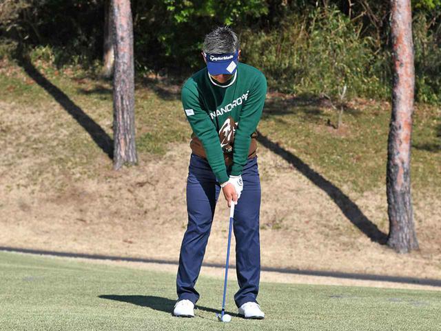 画像5: 【春ゴルフ③】風にも負けず、ライにも負けず。池村寛世プロに聞く、風の下を通す超低空ドライバー&アイアンショット