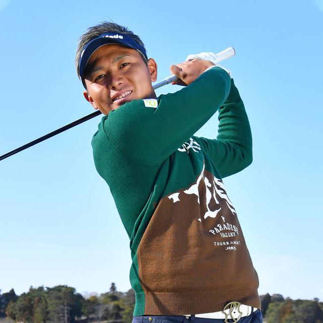 画像: 【解説】池村寛世 いけむらともよ。95年生まれ。鹿児島県出身。横峯さくらの「さくらゴルフアカデミー」でゴルフを覚えた。ドライビングディスタンス5位(303.52ヤード)と小さな飛ばし屋。3年連続シード権を獲得中。ディライトワークス所属
