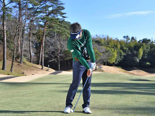 画像4: 【春ゴルフ③】風にも負けず、ライにも負けず。池村寛世プロに聞く、風の下を通す超低空ドライバー&アイアンショット