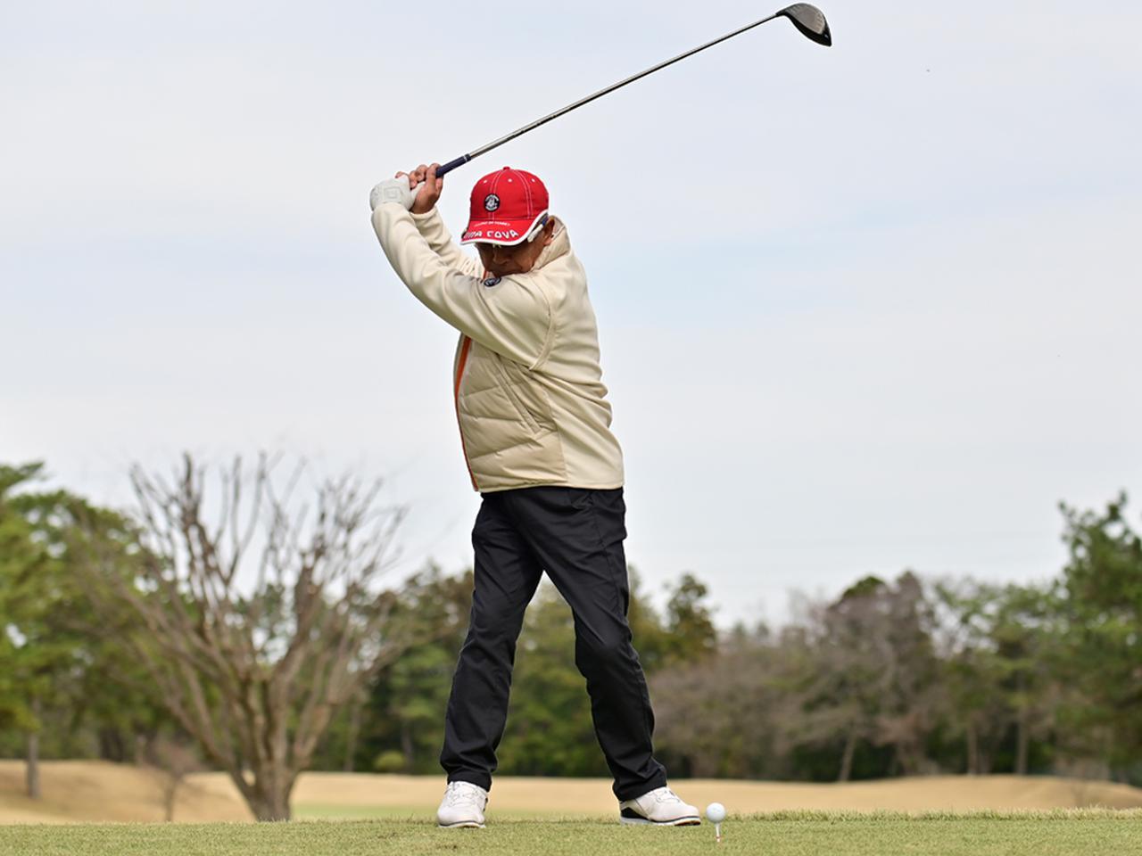 画像12: 【ティショット】真っすぐ打とうとするからミスがなくならない! ゴルフは曲げるが勝ち!