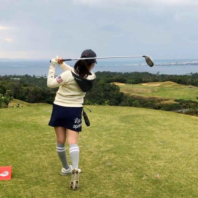 画像: 「旅先でラウンドするゴルフ場は、コースの景色はもちろん、空気まで違うように感じます。観光はしませんが、すごく楽しいですよ」
