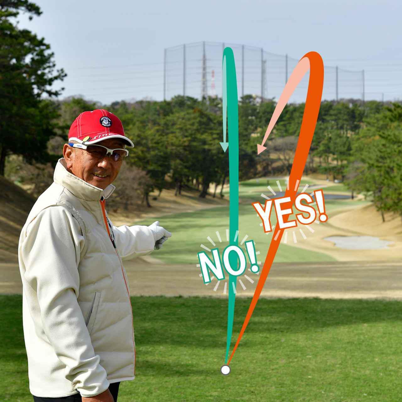 画像: 【解説】佐久間 馨 さくまかおる。誰でもパープレーで回れる『Sスウィング』を提唱。頭脳を武器にスコアをまとめる『本番力』を指南してくれる。2010年レッスン・オブ・ザ・イヤー。ゴルフ科学研究所主宰。