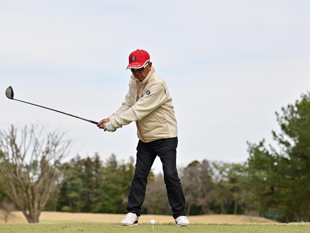 画像5: 【ティショット】真っすぐ打とうとするからミスがなくならない! ゴルフは曲げるが勝ち!
