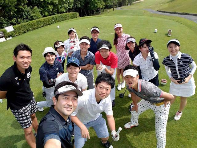 画像: 35歳以下の社会人ゴルフサークル「Keylime」