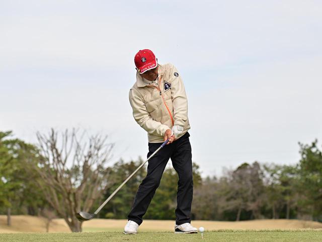 画像13: 【ティショット】真っすぐ打とうとするからミスがなくならない! ゴルフは曲げるが勝ち!