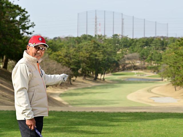 画像: 球を曲げられるとゴルフはやさしくなりますよ