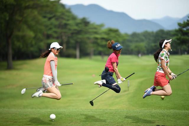 画像: 「やらされていたゴルフ」から「やりたいゴルフ」へ