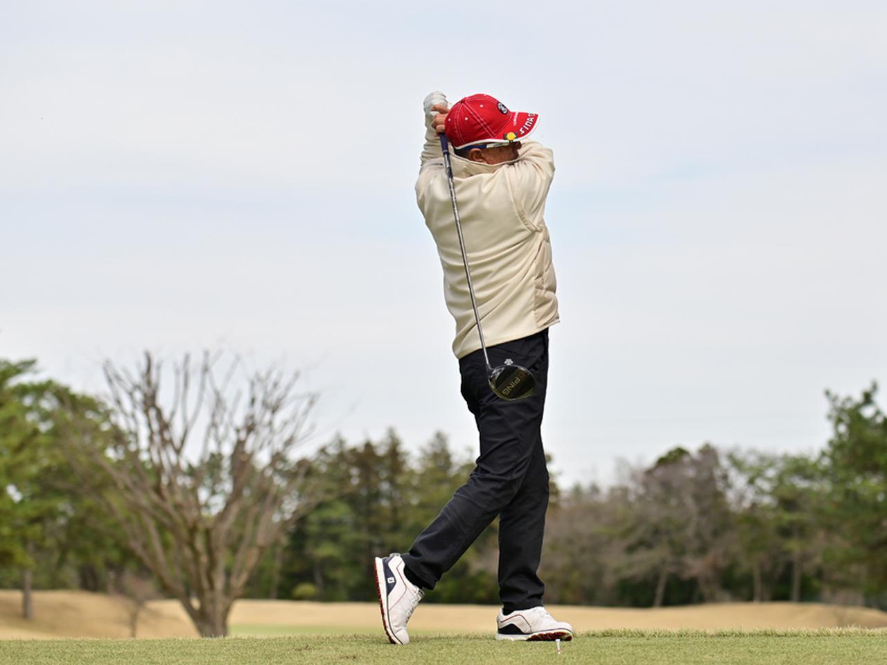 画像15: 【ティショット】真っすぐ打とうとするからミスがなくならない! ゴルフは曲げるが勝ち!