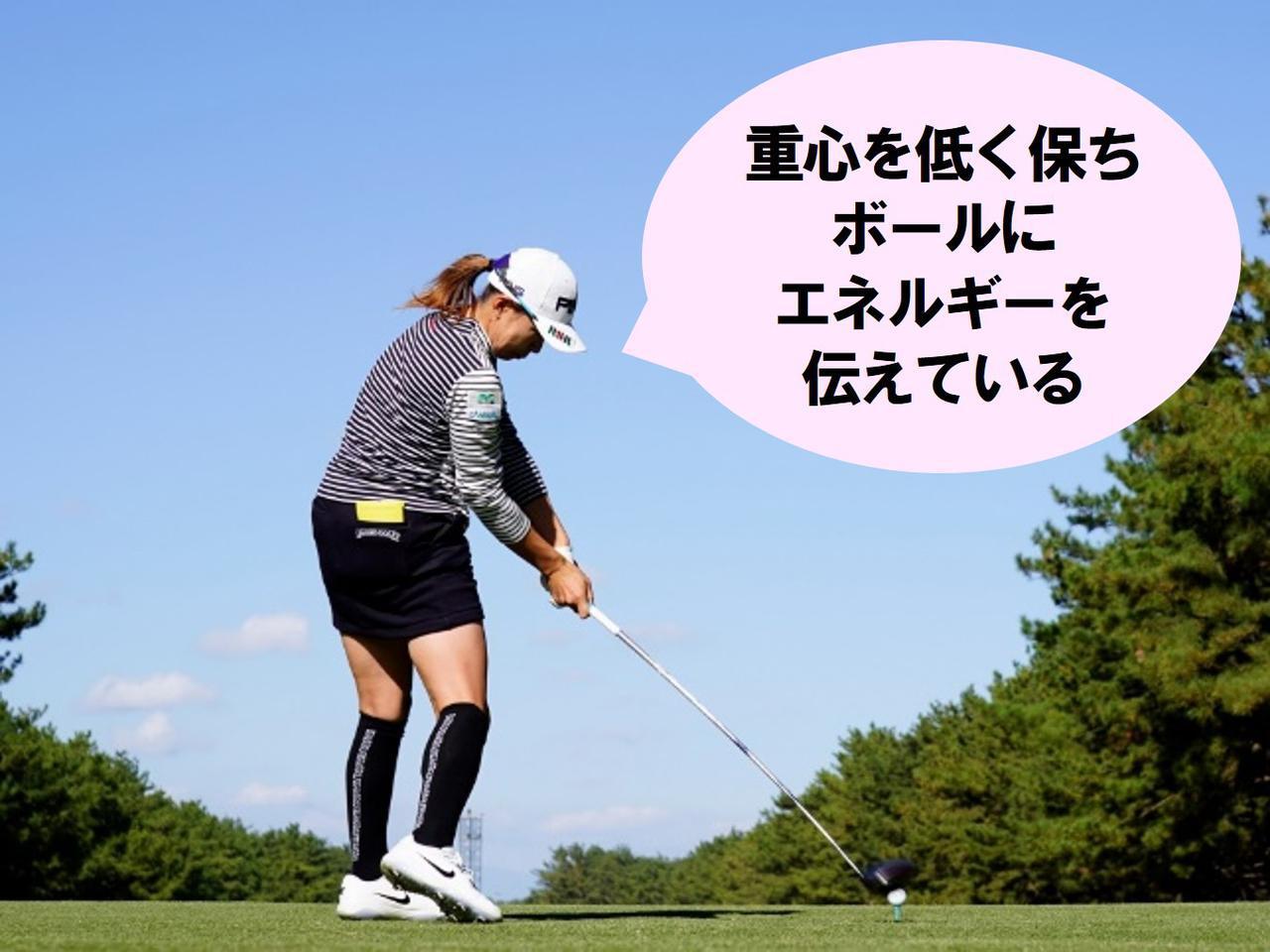 画像10: 【渋野日向子】小さな動きで最大パワーと最速スピード。これぞ令和のアスレチックスウィング!
