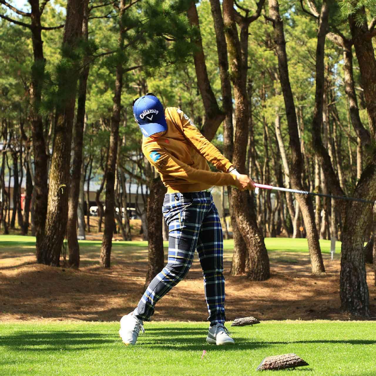 画像4: 【飛距離アップ】飛ばしに力は必要ない。女子プロゴルファーがこぞって集うチーム辻村明志「マン振りより飛ぶ八分目スウィング」