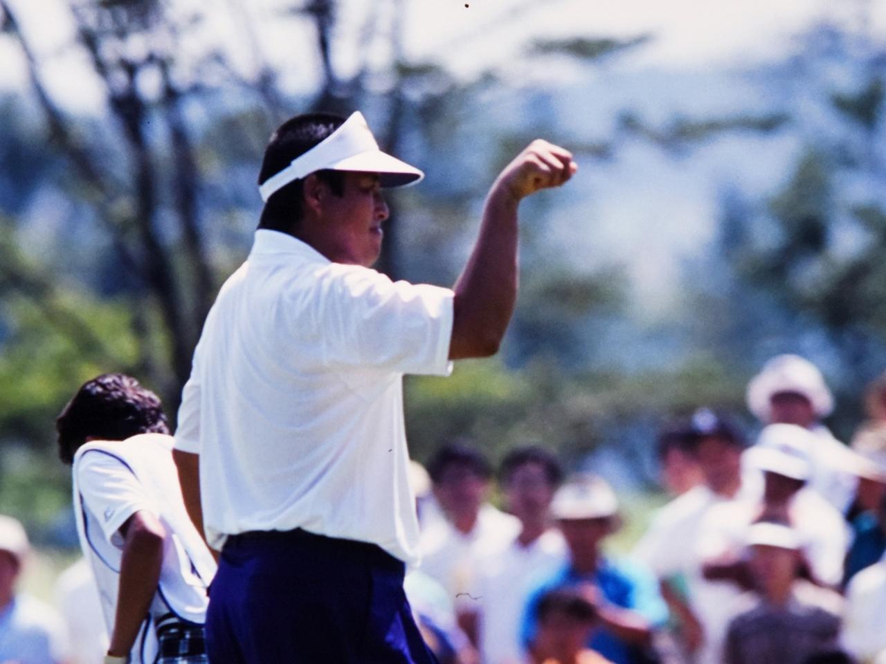 画像: 【伝説の名勝負。ヒーローの足跡】プレステージカントリークラブ。ジャンボが最終日61のコース新、大逆転で通算70勝目。1991年日本プロ - ゴルフへ行こうWEB by ゴルフダイジェスト