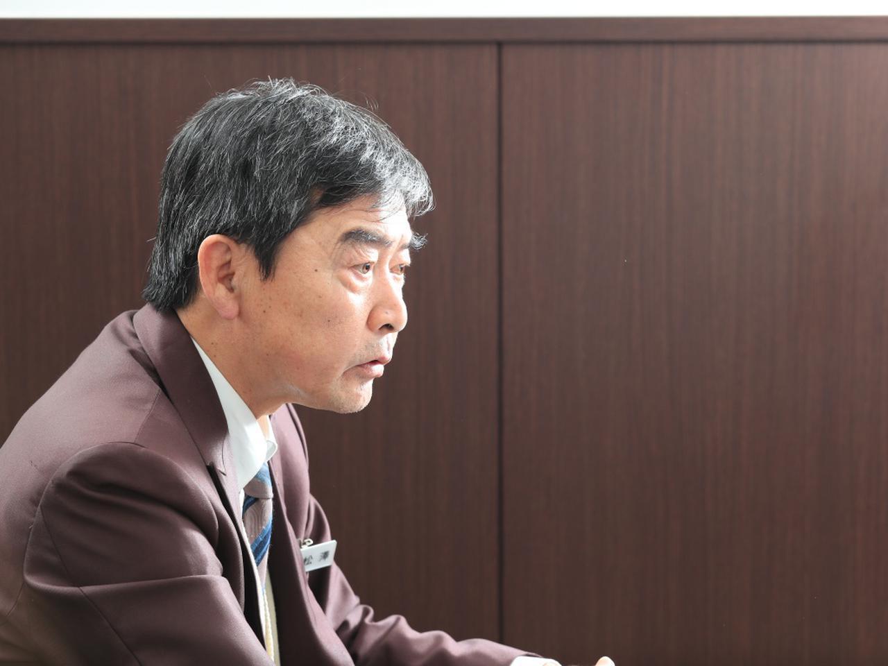画像: 赤羽ゴルフ倶楽部 松澤淳二支配人