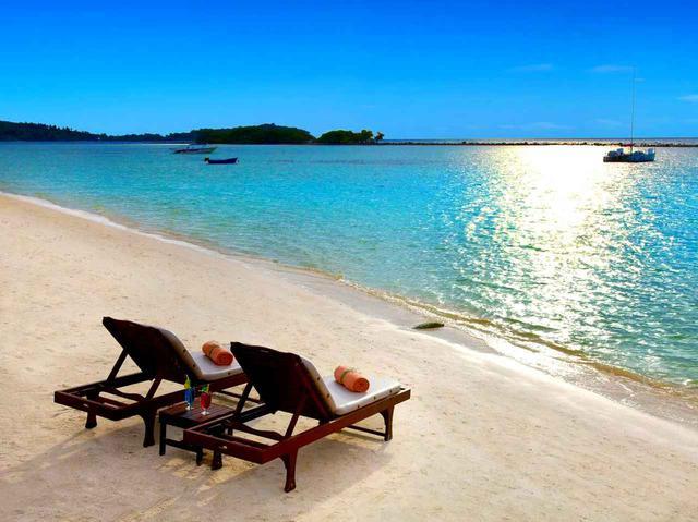 画像: サムイ島のビーチ