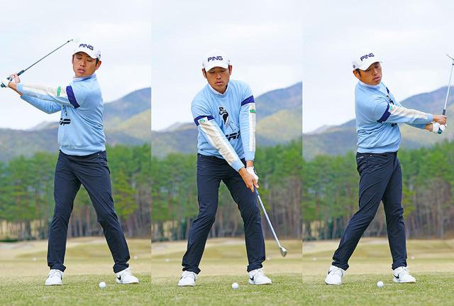 画像3: 【2020レッスン・オブ・ザ・イヤー受賞/青木翔コーチ】渋野日向子の先生が教える、本番に強くなるゴルフ