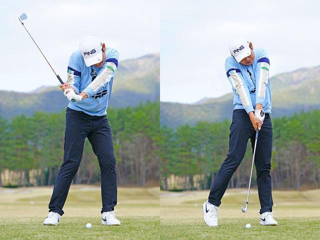 画像4: 【2020レッスン・オブ・ザ・イヤー受賞/青木翔コーチ】渋野日向子の先生が教える、本番に強くなるゴルフ
