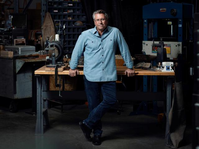 画像: パター制作の第一人者、スコッティ・キャメロン