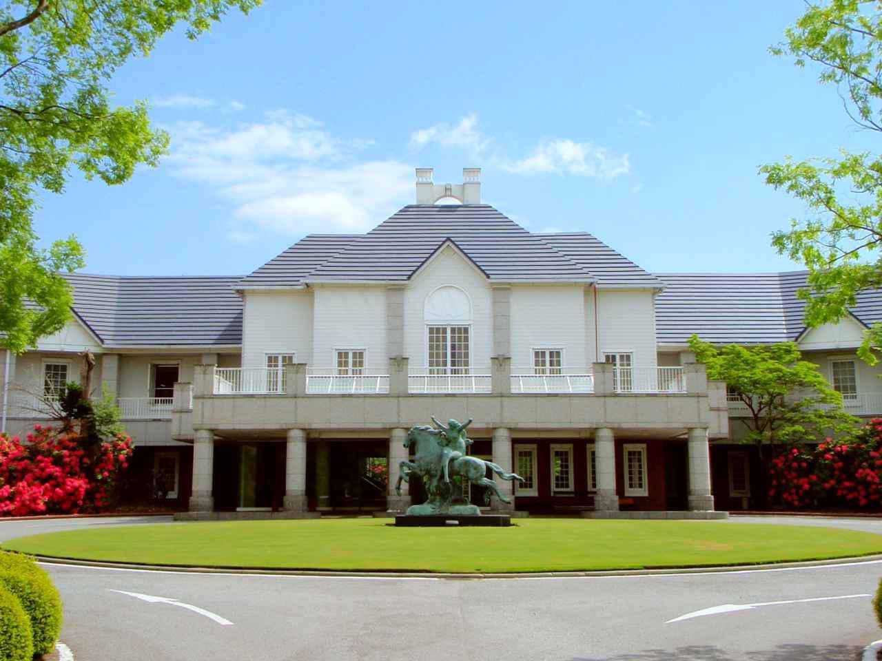 画像: ピートダイゴルフクラブのクラブハウス
