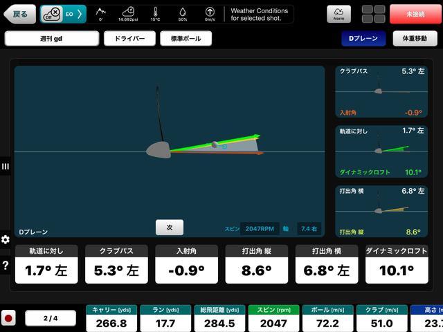 画像6: 【弾道計測器】スウィングの可視化がゴルフ上達の近道? トラックマンから個人で使える手頃なモデルまで、その性能を総チェック!