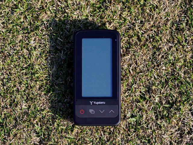 画像: レーザー距離計との誤差は+15ヤード