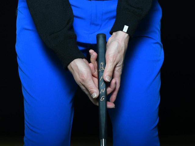 画像: ソールすることでグリップの力感や手元の向き、形が調整しやすくなる