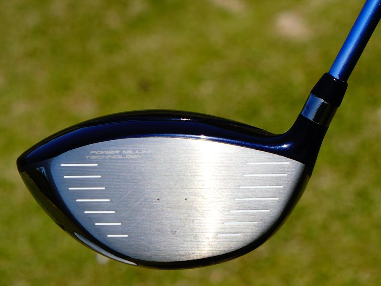 画像: スピン量と球の上がり方が重要なポイント。また、シャフトを替え、ヘッドの重さを感じられるようになった