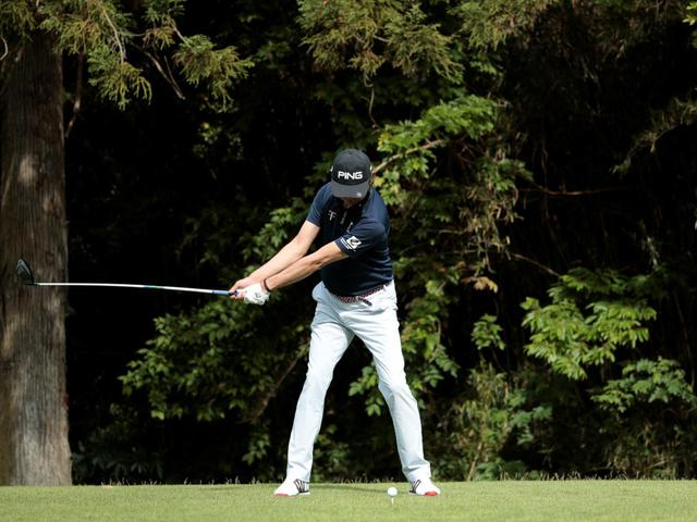 画像2: 【ヒールを喰わないドライバー】マン振りしても芯に当たる! ヘッドスピード40m/s前後のゴルファーの飛距離をアップさせるカスタムモデルが登場