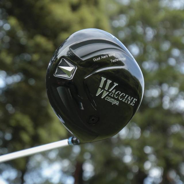 画像: ヒールを喰わないドライバー「ワクチンコンポ×メビウスEQ DX Lite カスタム」-ゴルフダイジェスト公式通販サイト「ゴルフポケット」