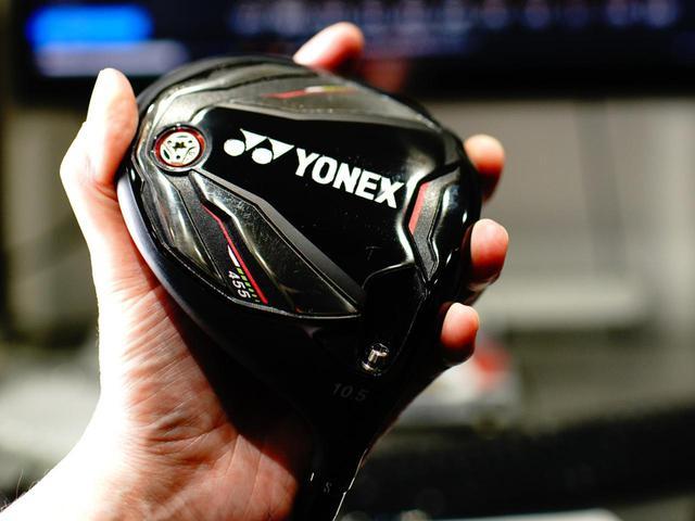 画像: ヨネックスの新ドライバー「EZONE GT」