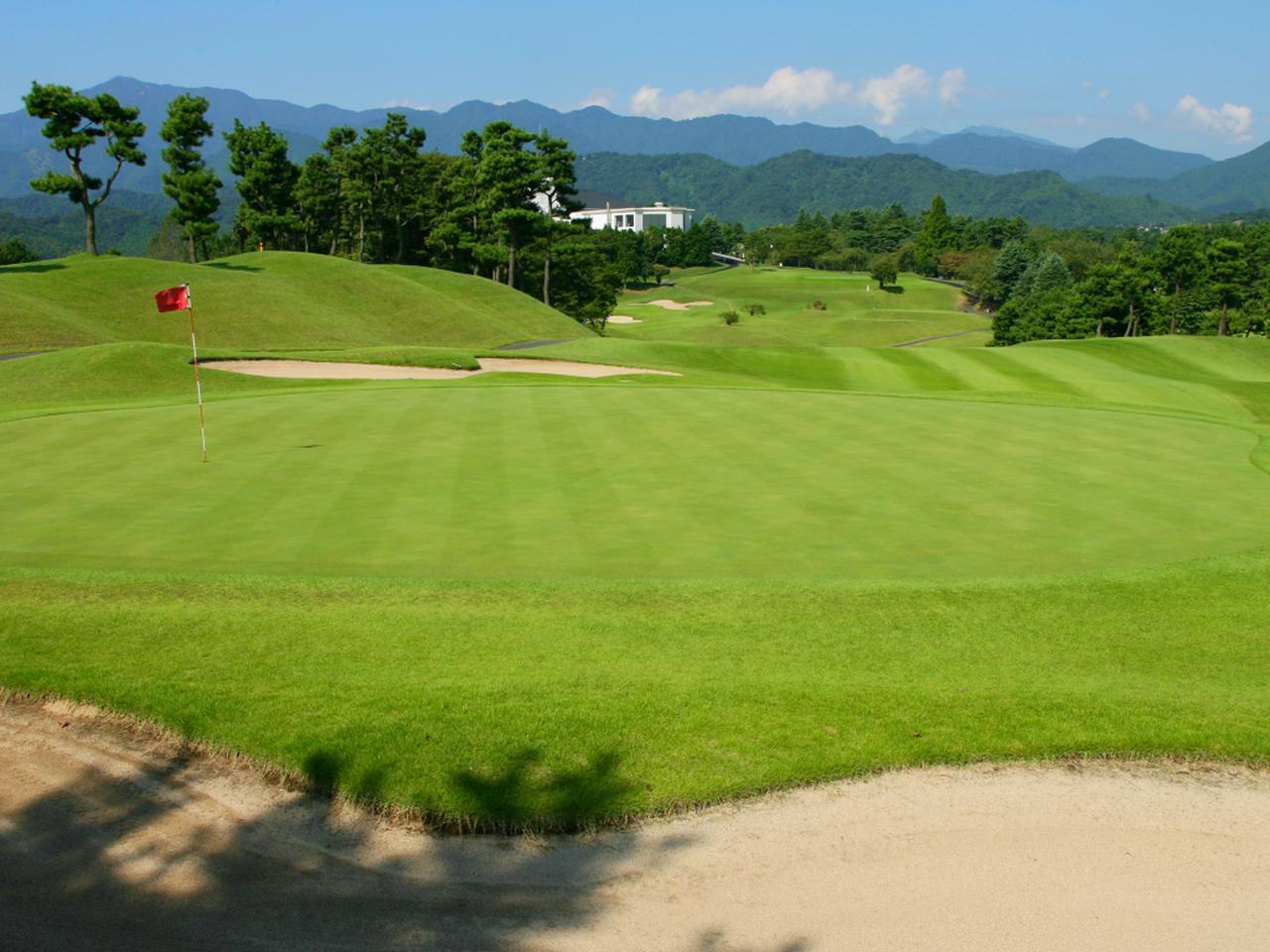 画像: 神奈川県の名門ゴルフ場のひとつ「厚木国際カントリー倶楽部」