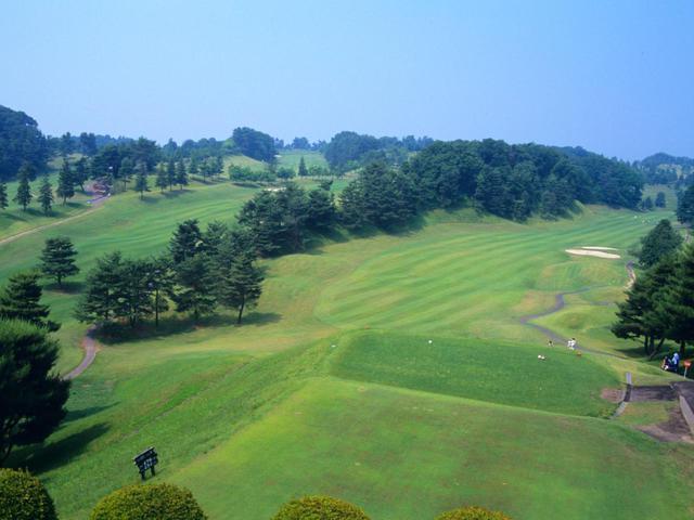 画像: 立川国際カントリー倶楽部は、あきる野の地形を生かして造られた都内唯一の36ホールのゴルフ場